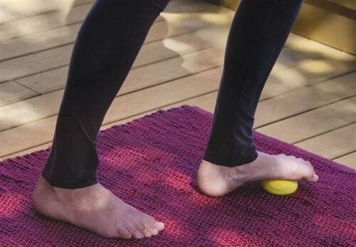 rulle-massage