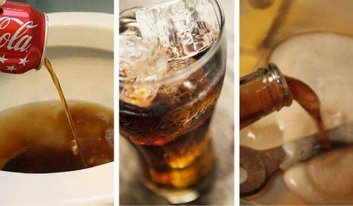 8 praktiske ting, du kan bruge Coca Cola til