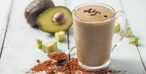 En smoothie til at stimulere din hjerne og forbedre dit humør