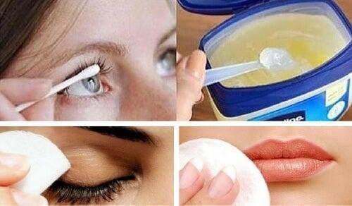 7 tips til at fjerne makeup korrekt på få sekunder