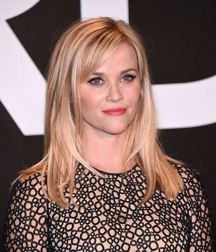 Reese witherspoon - bedste frisure