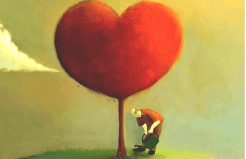 Udtryk din kærlighed til de mennesker du elsker hver dag