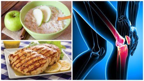 2 diæter til at styrke knogler og led