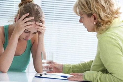 Hvis du har negative tanker er der stor sandsynlighed for at du har stress eller angst.