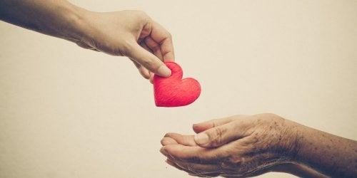 Ler Person-syndromet: At give indtil du intet har tilbage