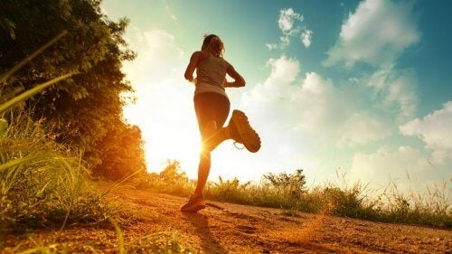 Løb hjælper dig med at bekæmpe negative følelser