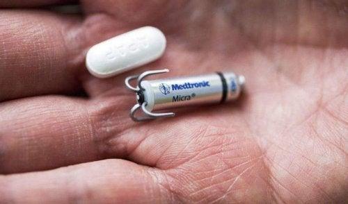 Micra: Verdens mindste ikke-kirurgiske implanterede pacemaker