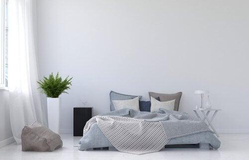 5 ideer til et sundere og mere indbydende soveværelse