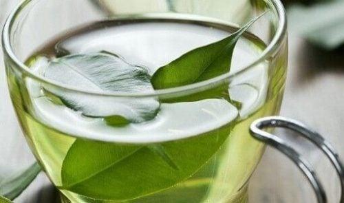 Groen te