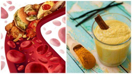 De 5 bedste ingredienser til at rense tilstoppede arterier