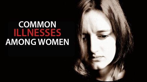 Symptomer på 5 normale sygdomme for kvinder