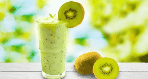 5 kiwi smoothies, som du virkelig er nødt til at prøve