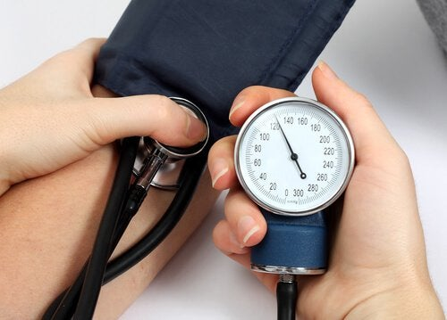Højtryk blod kan være et tegn påhjerneblødning