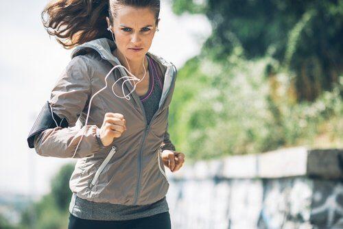 Det er ikke altid nemt at blive motiveret til en løbetur