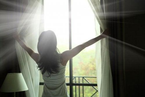 Tag springet til at leve et frygtløst liv