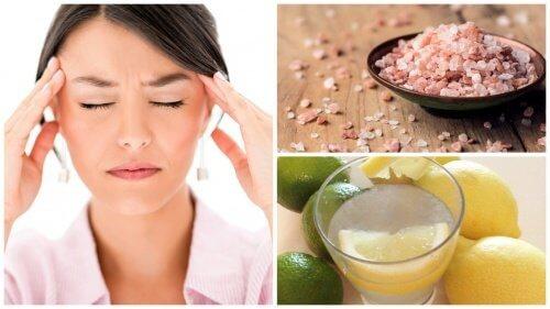 Bekæmp migræne på få minutter ved hjælp af denne ældgamle opskrift