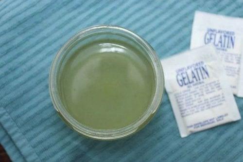 Du kan bruge forskellige gelatinemidler mod ledsmerter