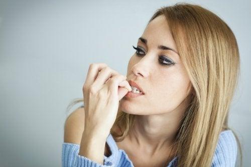 Stress og angst kan ofte være årsag til natlige svedeture.