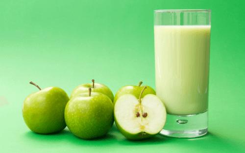 Aebler og aeblejuice