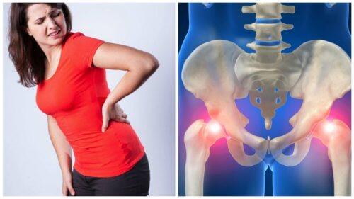 6 mulige grunde til tilbagevendende hoftesmerte