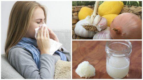 influenza og hoste