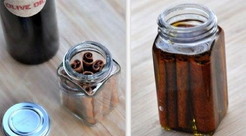 De terapeutiske fordele ved kanel olie og hvordan du laver det