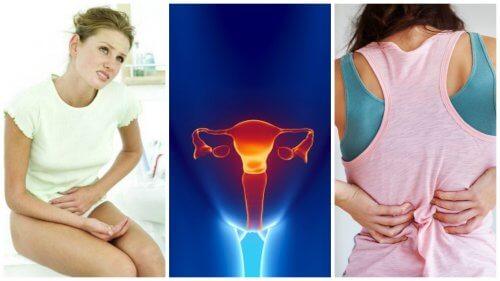 8 symptomer på livmoderhalskræft