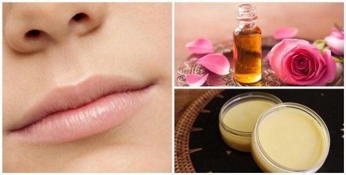 Reducer rynker omkring din mund med denne hjemmelavede creme