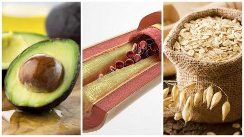 8 fødevarer til at håndtere høje triglycerid niveauer