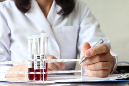 Laboratorie undersoegelser