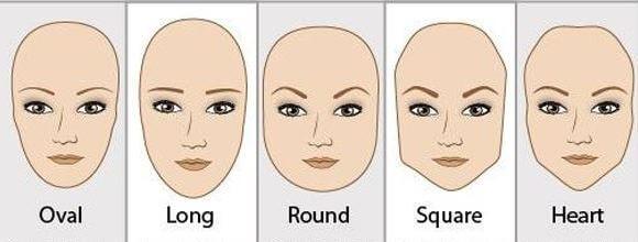 hvilken form øjenbryn passer til mig