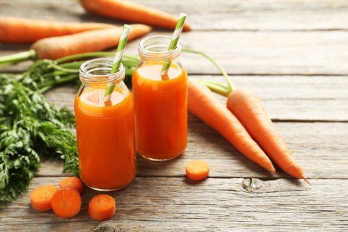 Udsat aldring er bare én af de smagfulde gulerødders fantastiske kræfter