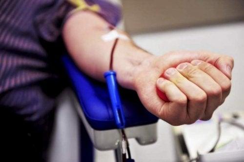 Sådan bliver man donor af knoglemarv