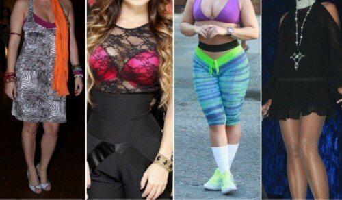 8 modefejl, man bør undgå, når man vælger tøj