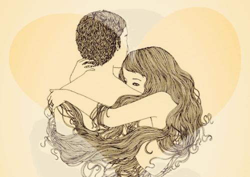 Det skal du gøre, hvis du føler, at du elsker din partner mere, end de elsker en