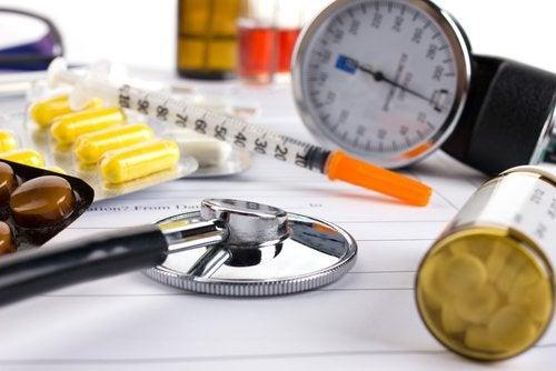 Diabetes og højt blodtryk: Hvad må du spise?