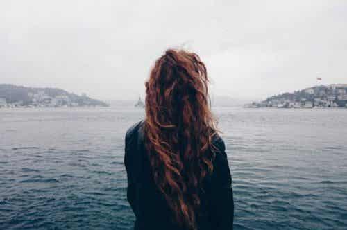 En af de mest modige ting du kan gøre er at give slip