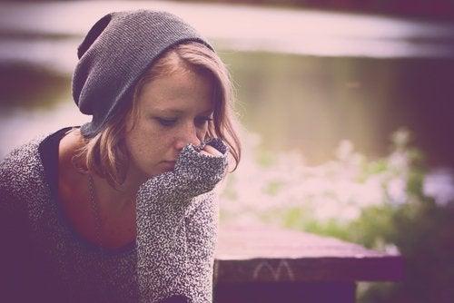 tristhed og træthed