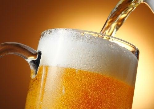 7 fantastiske fordele ved øl