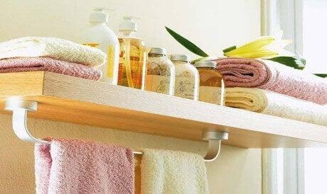 Efterlad aldrig disse 8 ting i dit badeværelse