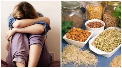 De 6 ernæringsmæssige mangler, der kan forårsage depression