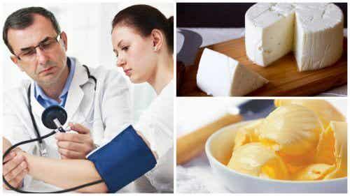 8 fødevarer du bør undgå, hvis du har for højt blodtryk