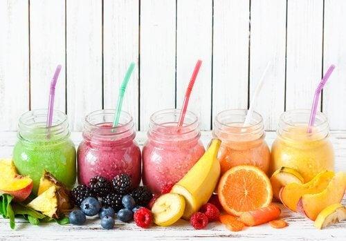 Naturlige juicer