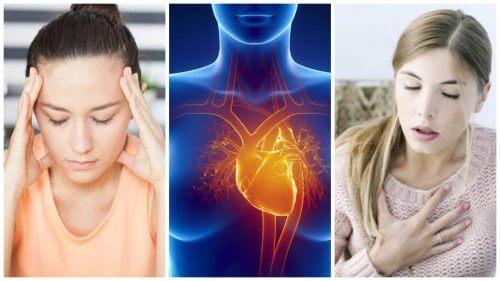 De 7 tegn på hjerteanfald, der ofte ikke bliver bemærket hos kvinder