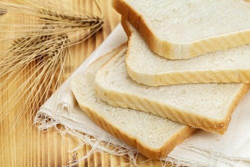 Brød kan lede til for højt blodtryk