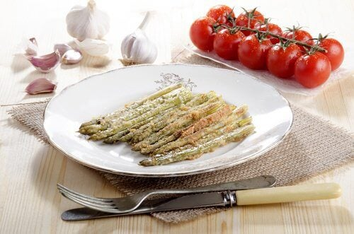Kogte groentsager