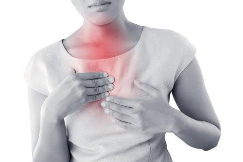 appelsinskræl kan hjælpe mod halsbrand