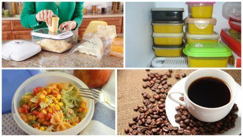 7 fødevarer du aldrig bør opbevare i plastik