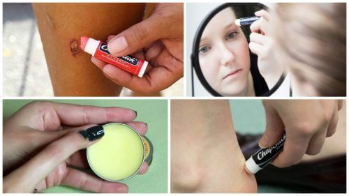 10 fantastiske alternative måder at bruge læbepomade på