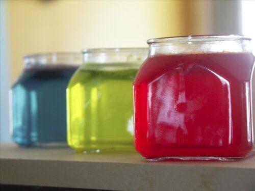 Sådan laver du en miljøvenlig luftforfriskner af gelatine